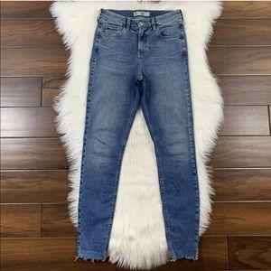 Topshop Moto Women's Size 28 Jamie Skinny Jeans